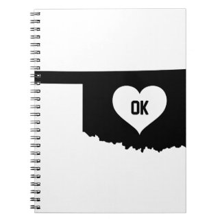 Oklahoma Love Notebooks