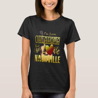 Oklahoma Loves Nashville Women's T-Shirt