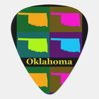 Oklahoma Map Pick
