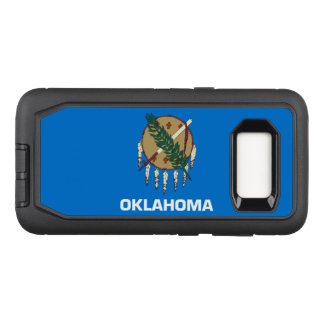 Oklahoma OtterBox Defender Samsung Galaxy S8 Case