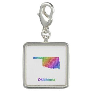 Oklahoma Photo Charm
