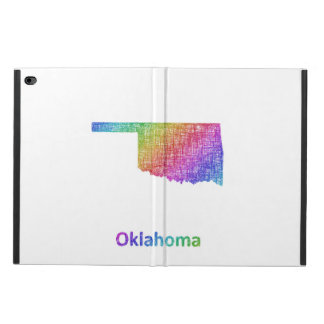 Oklahoma Powis iPad Air 2 Case
