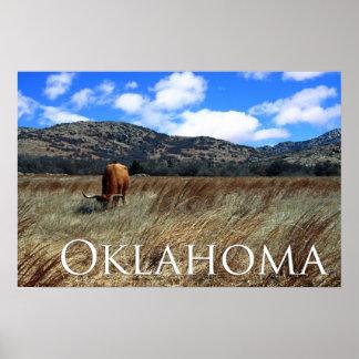 Oklahoma Prairie Print