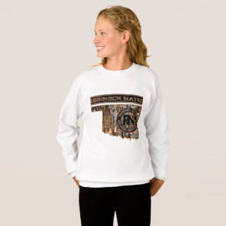 OKLAHOMA RIG UP CAMO SWEATSHIRT