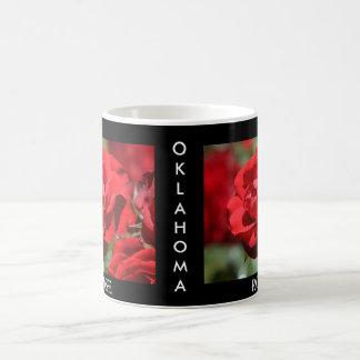 Oklahoma Rose Coffee Mug