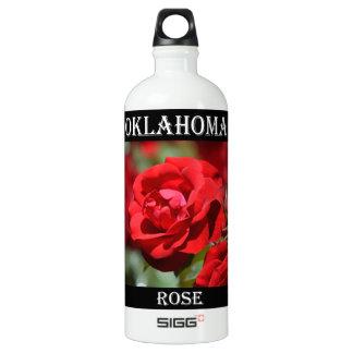 Oklahoma Rose Water Bottle
