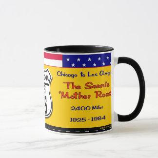 Oklahoma - Route 66 Mug