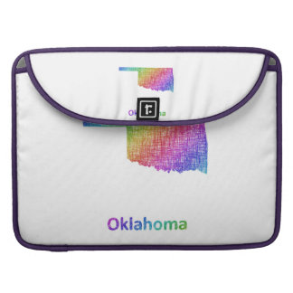 Oklahoma Sleeve For MacBook Pro