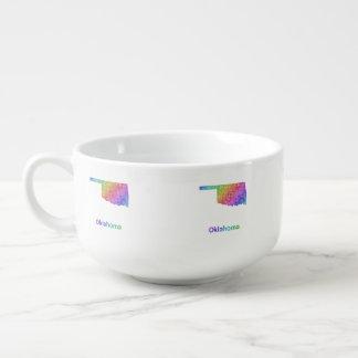 Oklahoma Soup Mug