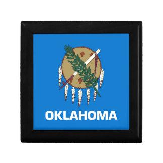 Oklahoma State Flag Gift Box
