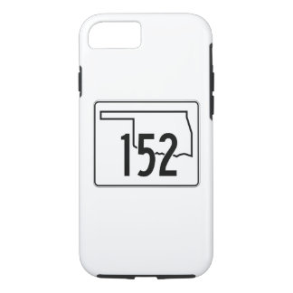 Oklahoma State Highway 152 iPhone 8/7 Case