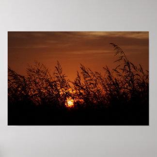 Oklahoma Sunrise Poster