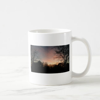 Oklahoma Sunset Coffee Mug