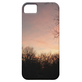 Oklahoma Sunset iPhone 5 Cover