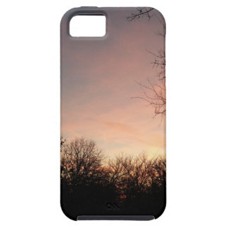 Oklahoma Sunset iPhone 5 Covers