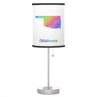 Oklahoma Table Lamps