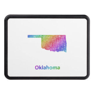 Oklahoma Trailer Hitch Covers
