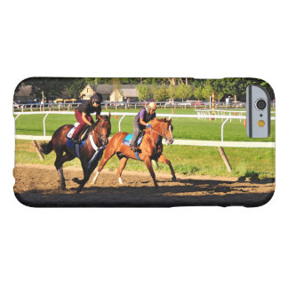 Oklahoma Training Track Barely There iPhone 6 Case