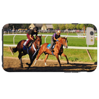 Oklahoma Training Track Tough iPhone 6 Plus Case