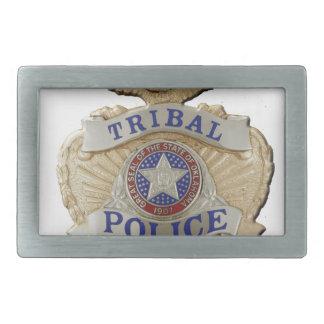 Oklahoma Tribal Police Belt Buckle