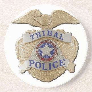 Oklahoma Tribal Police Coasters
