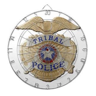 Oklahoma Tribal Police Dart Boards