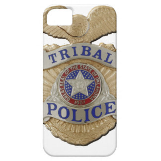Oklahoma Tribal Police iPhone 5 Case