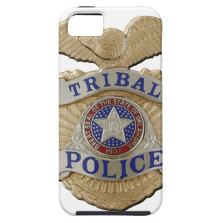 Oklahoma Tribal Police iPhone 5 Cover
