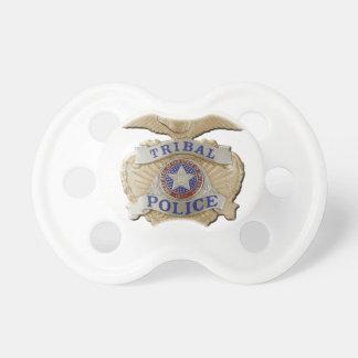 Oklahoma Tribal Police Pacifier