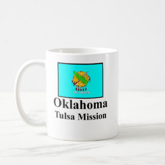 Oklahoma Tulsa Mission Drinkware Coffee Mug