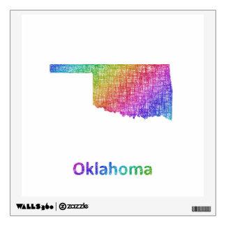 Oklahoma Wall Decal