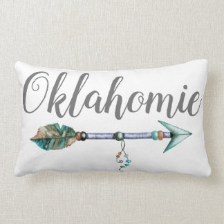 Oklahomie Accent Pillow