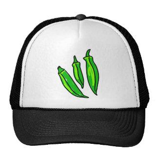 Okra Trucker Hat