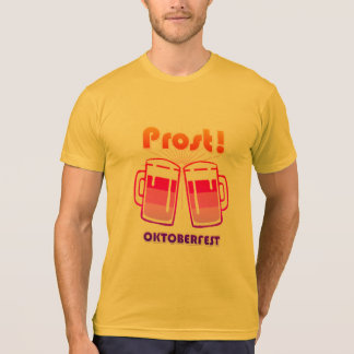 Oktober Fest German Flag T Shirt