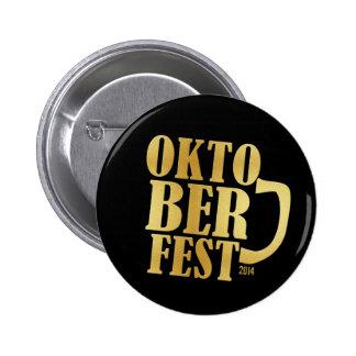 Oktoberfest 2014 - Gold Pin