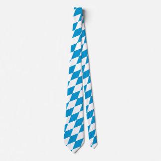 Oktoberfest, Bavarian Flag Tie