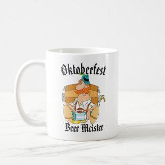Oktoberfest Beer Meister Coffee Mug