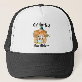 Oktoberfest Beer Meister Trucker Hat