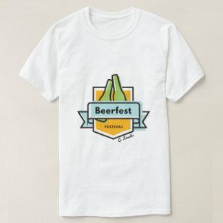 Oktoberfest Beerfest. Add Name. T-Shirt