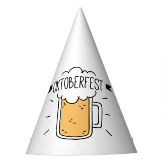 Oktoberfest Beerfest Party Hat