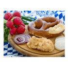 Oktoberfest Breakfast Postcard