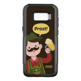 Oktoberfest custom monogram phone cases