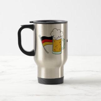 Oktoberfest custom name mugs