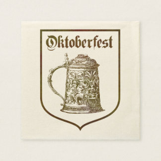 Oktoberfest Disposable Napkin