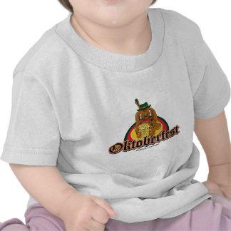 Oktoberfest Doxie Beer Shirts
