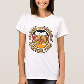 Oktoberfest Drinking Team T-Shirt