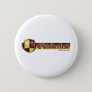Oktoberfest-Fest-Banner 2 Inch Round Button