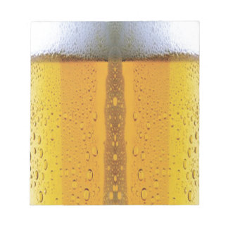 Oktoberfest Foaming Beer Notepad