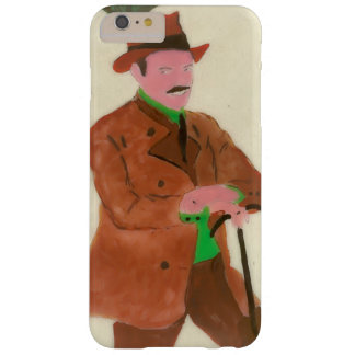 Oktoberfest German Gent Barely There iPhone 6 Plus Case