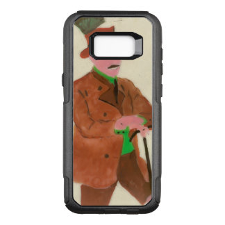 Oktoberfest German Gent OtterBox Commuter Samsung Galaxy S8+ Case
